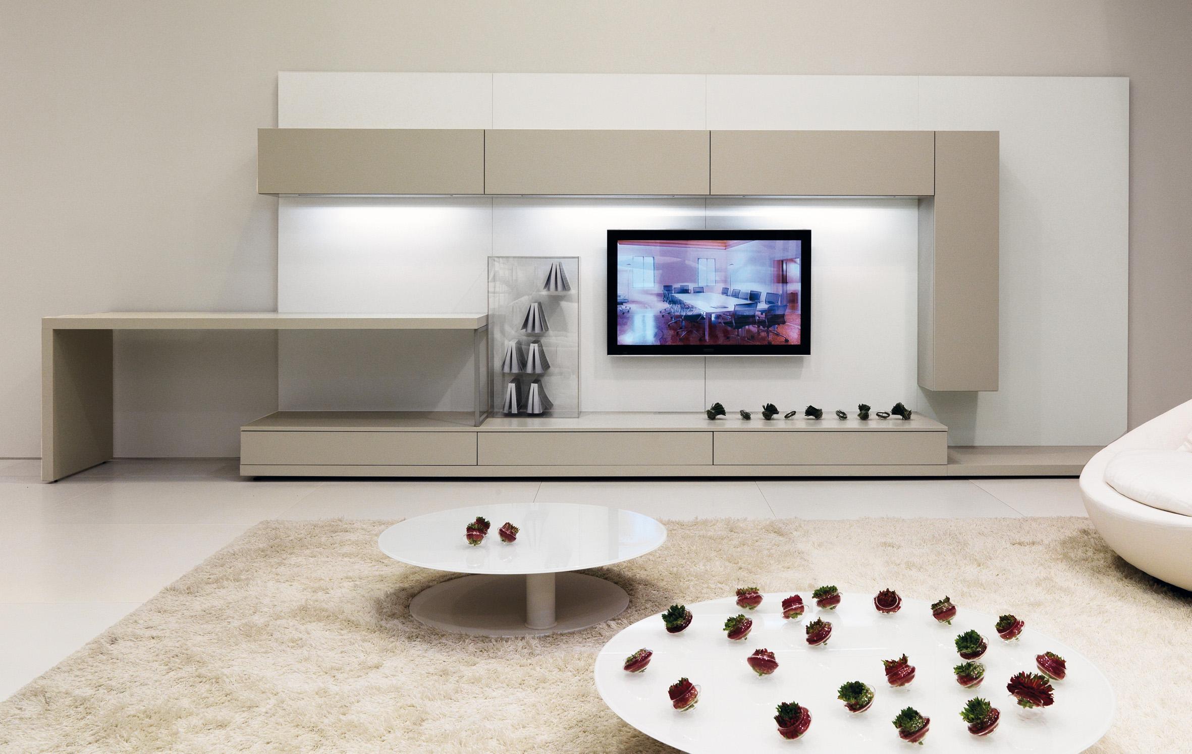 Сногшибательное оформление интерьера помещения в стиле минимализм
