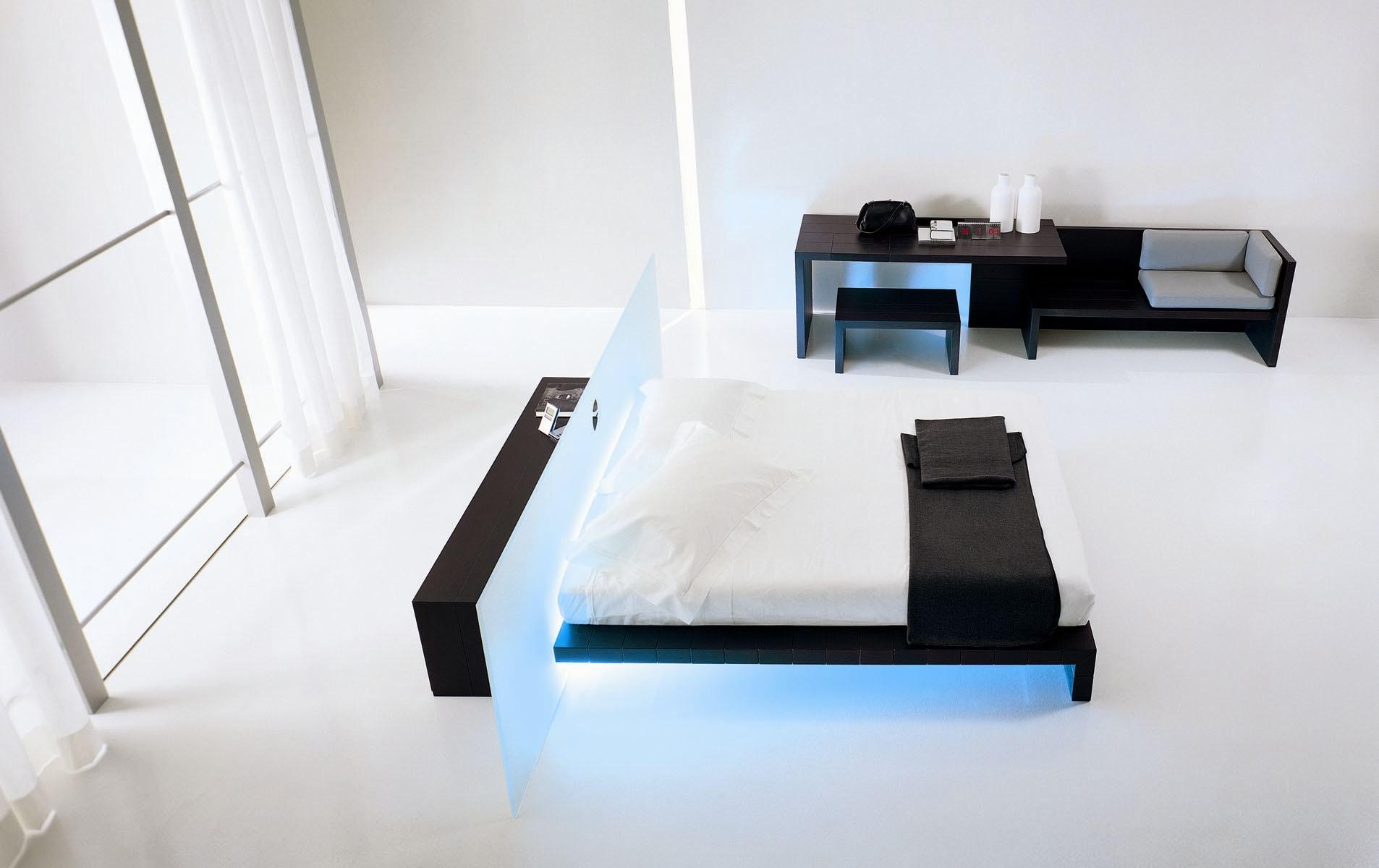 Первоклассное оформление интерьера помещения в стиле минимализм