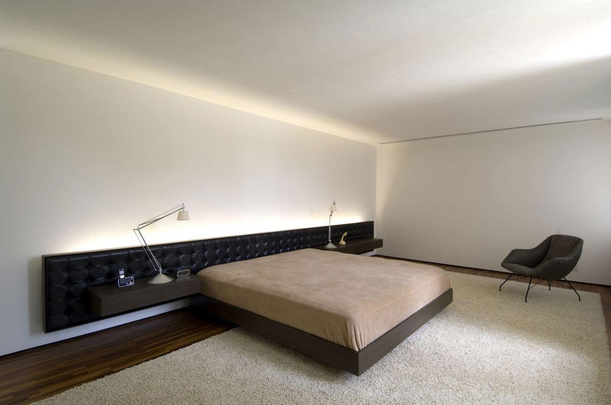 Роскошное оформление интерьера помещения в стиле минимализм