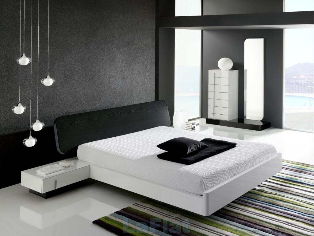 Уникальное оформление интерьера помещения в стиле минимализм