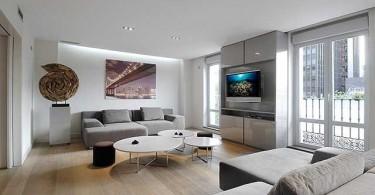 Урбанистическая стилистика в дизайне интерьера