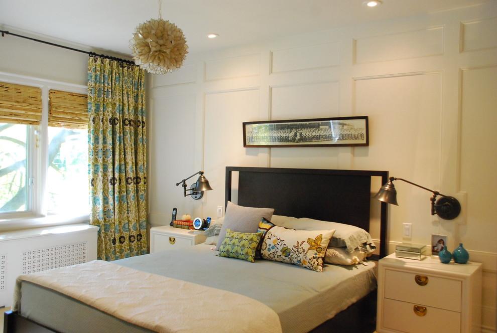 Чудесное оформление интерьера помещения в классическом стиле