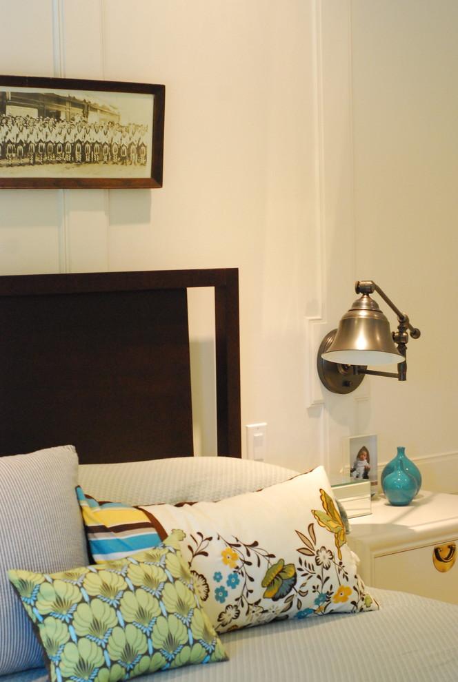 Прекрасное оформление интерьера помещения в классическом стиле