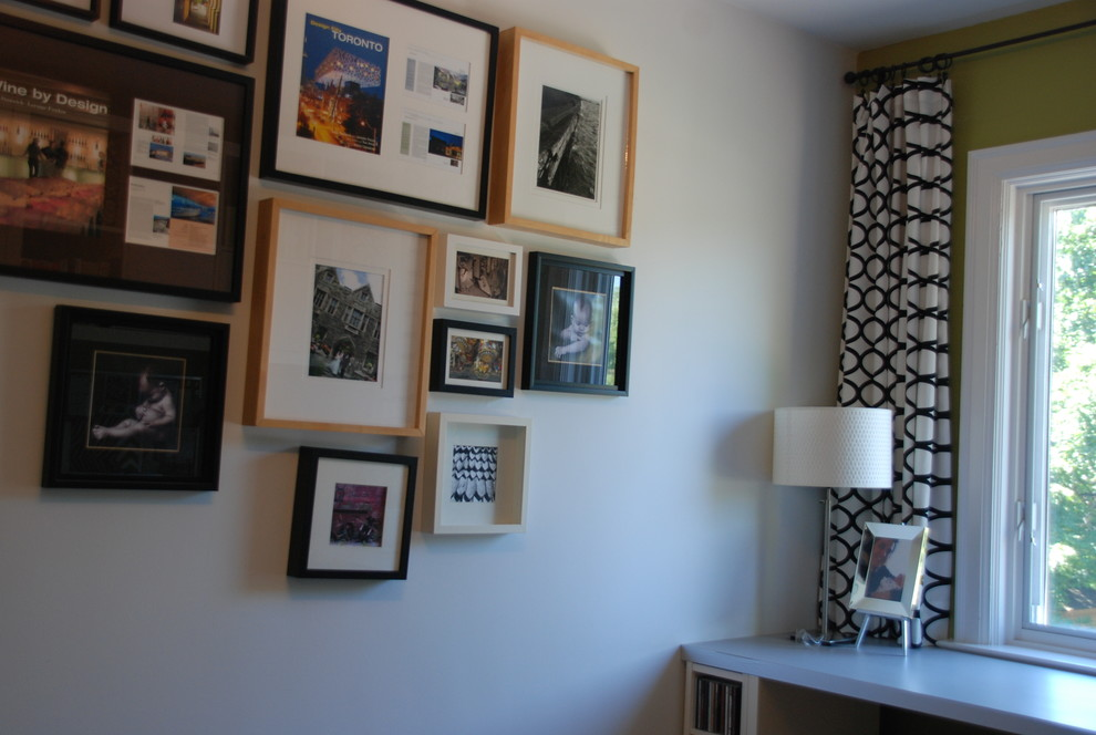 Красивое оформление интерьера помещения в классическом стиле