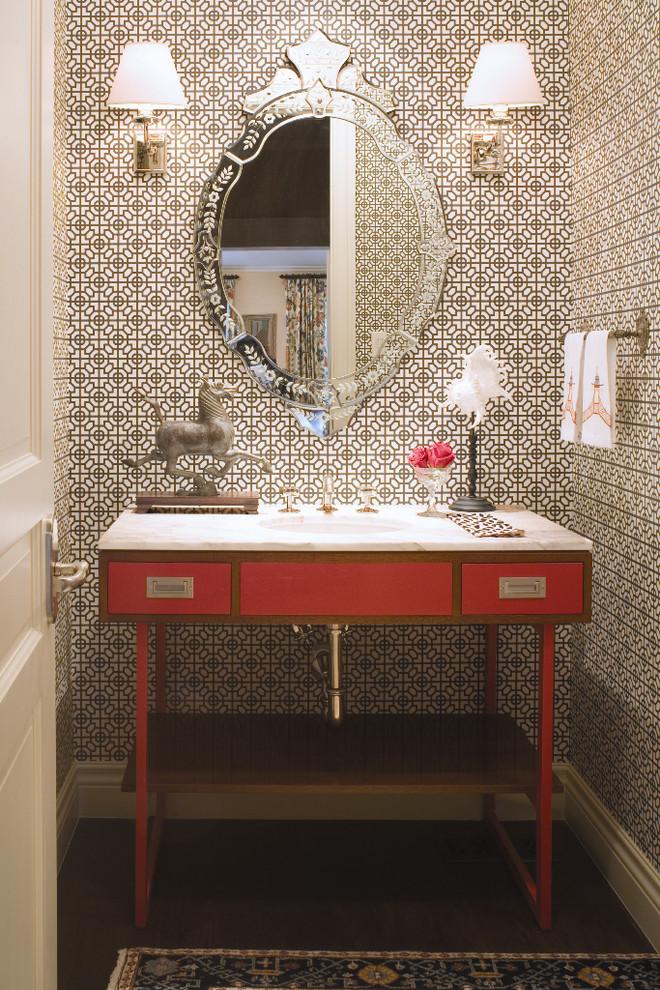 Мебель для ванной в китайском стиле