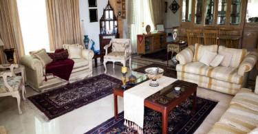 Яркий и креативный индийский стиль в дизайне апартаментов
