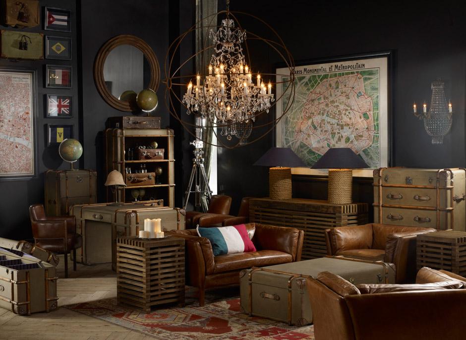 ретро дизайн комнаты картинки давид известен