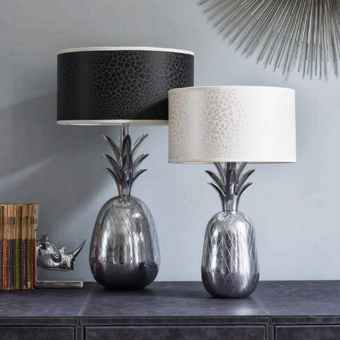 Лампы ананас