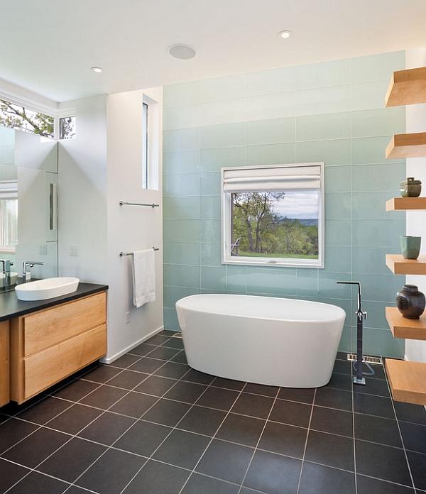 Весенние тренды в оформлении ванной