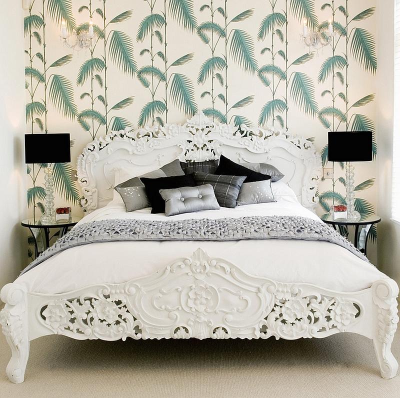 Весенние тренды в оформлении спальни