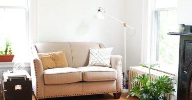 Лаконичный интерьер дома в скандинавском стиле