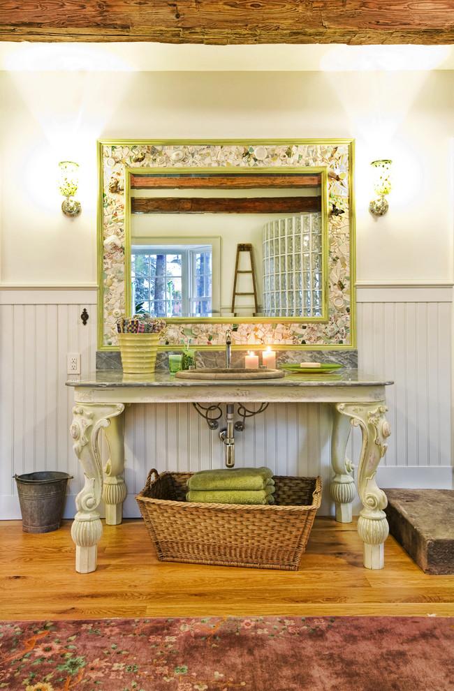 Потрясающий интерьер домов в стиле барокко - эклектическое зеркало