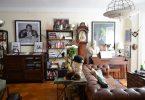 Нестандартный интерьер квартиры в стиле эклектика от Андре Мака