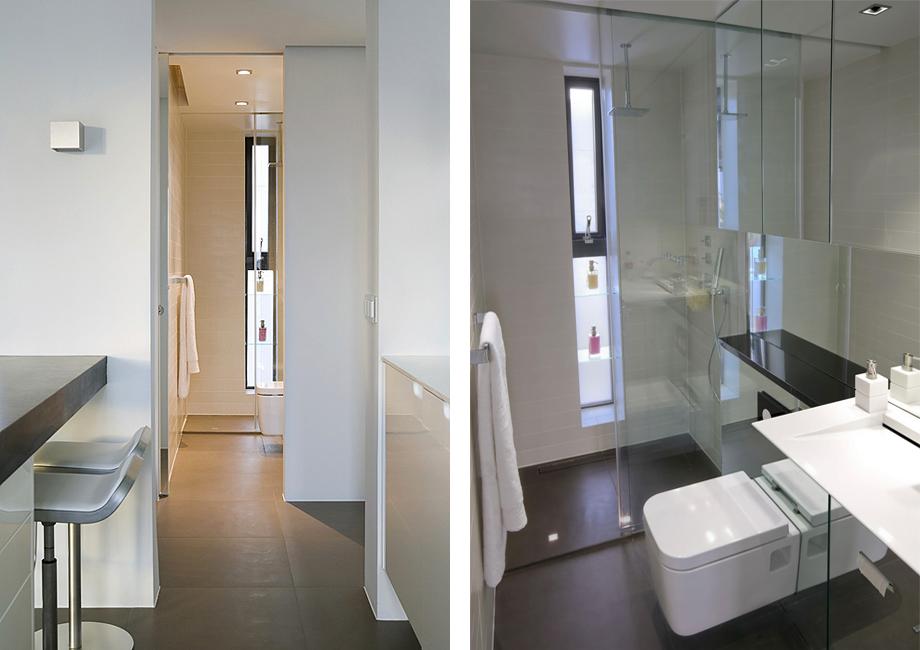 Оформление квартиры студии в стиле минимализма