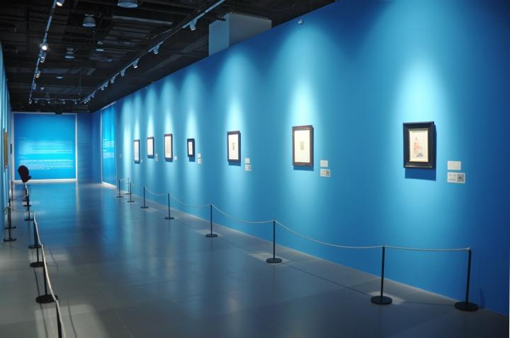 Интерьер выставки Легенда искусства, Пикассо в Шанхае - Фото 4