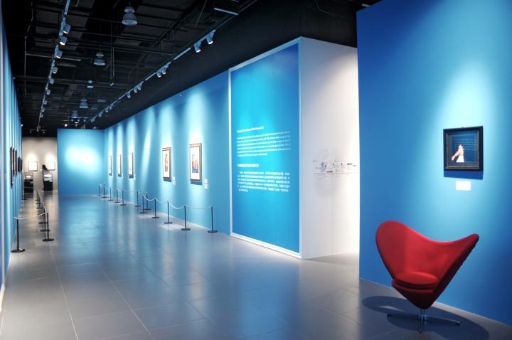Интерьер выставки Легенда искусства, Пикассо в Шанхае - Фото 6
