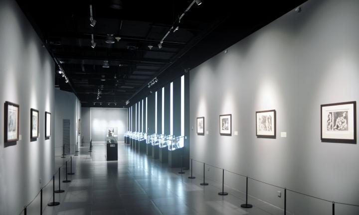 Интерьере выставки Легенда искусства, Пикассо в Шанхае - Фото 10