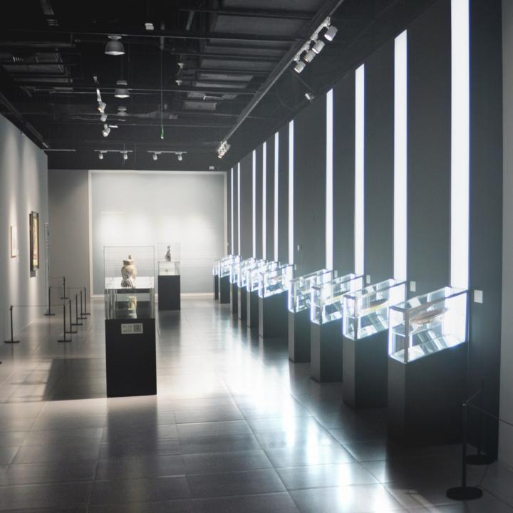 Интерьер выставки Легенда искусства, Пикассо в Шанхае - Фото 12