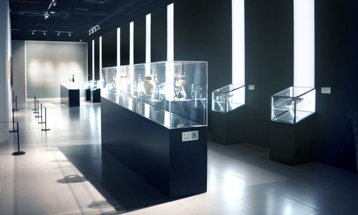 Интерьер выставки Легенда искусства, Пикассо в Шанхае - Фото 13