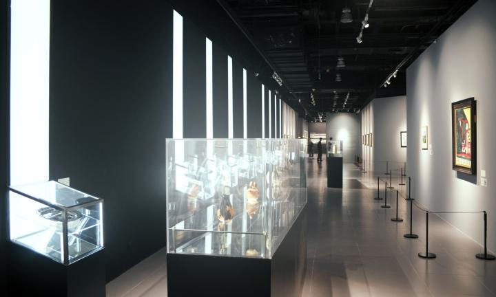 Интерьер выставки Легенда искусства, Пикассо в Шанхае - Фото 15