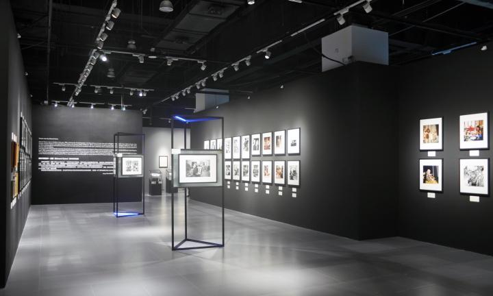 Интерьер выставки Легенда искусства, Пикассо в Шанхае - Фото 17