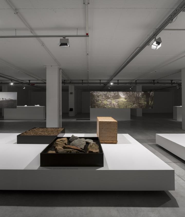 Современный интерьер выставочного зала - Фото 21