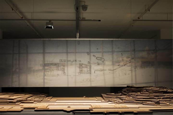 Современный интерьер выставочного зала - Фото 27