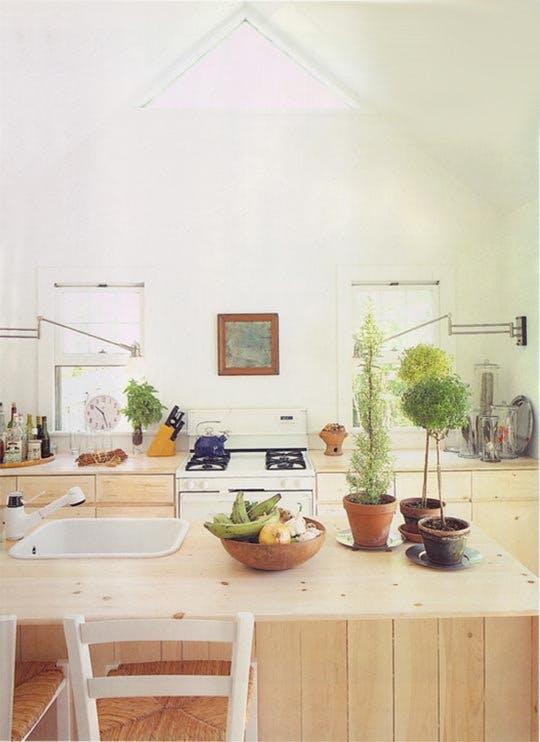 Интерьер 90-х годов - кухня