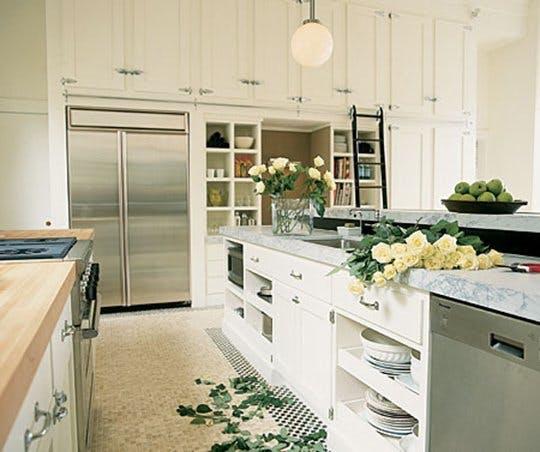 Интерьер 90-х годов - кухня (фото 3)