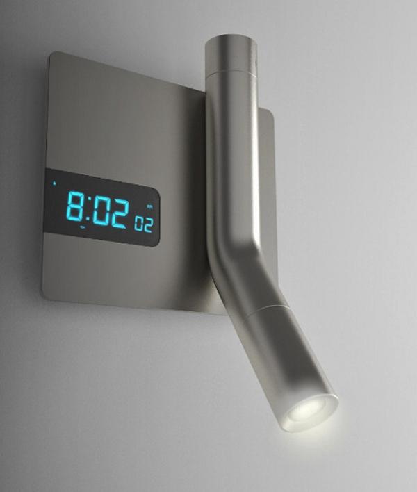 Креативный многофункциональный настенный светильник от DNK+