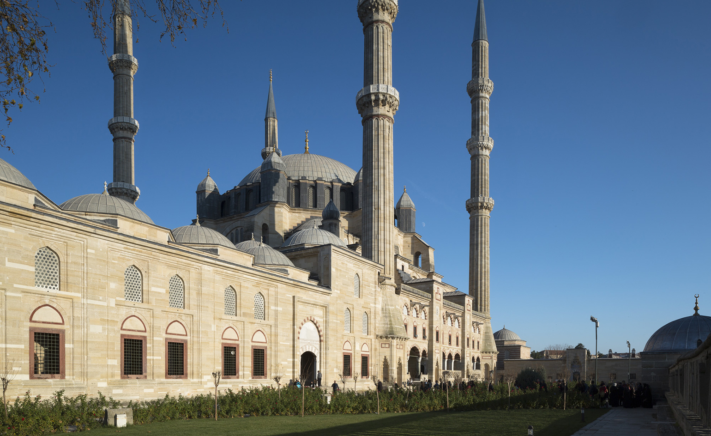 Мечеть исламского архитектора Мимара Синана