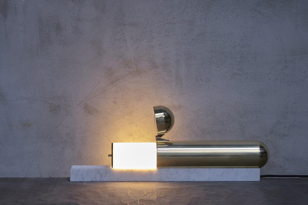 ISP Lamp: светодиодный цилиндрический светильник от разработчиков из DCW