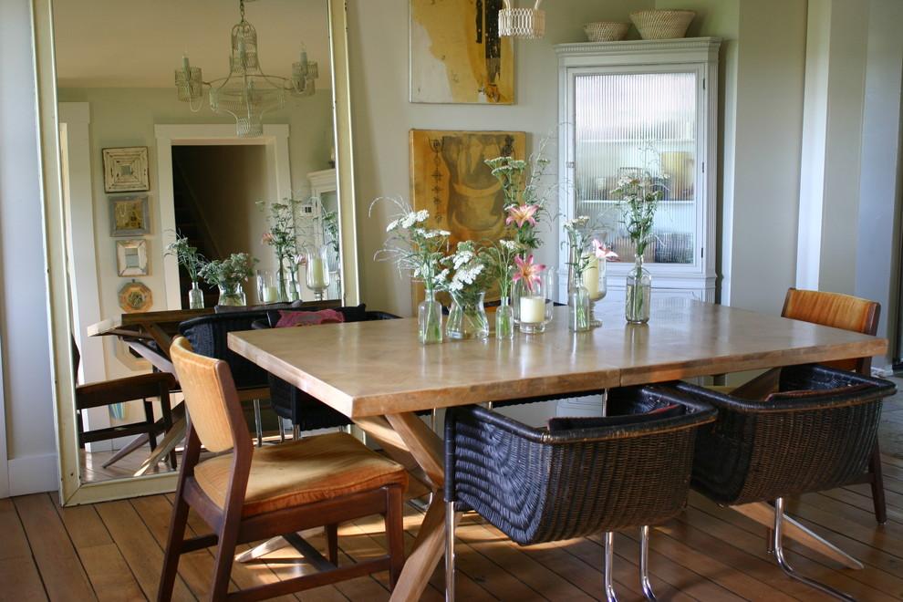 Интерьер столовой от Rebekah Zaveloff   KitchenLab