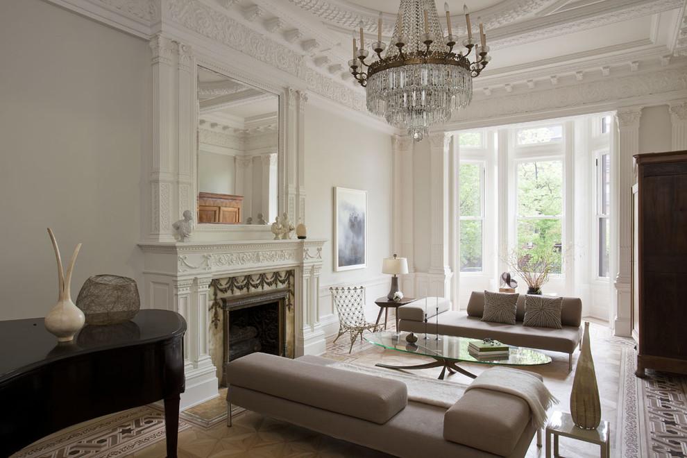 Роскошная гостиная от Neuhaus Design Architecture