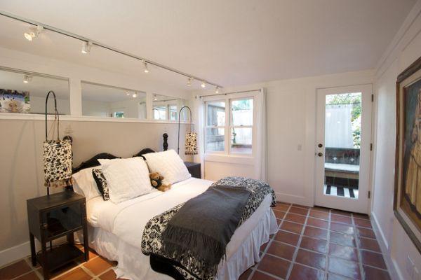 Очаровательный дизайн интерьера спальни в итальянском стиле