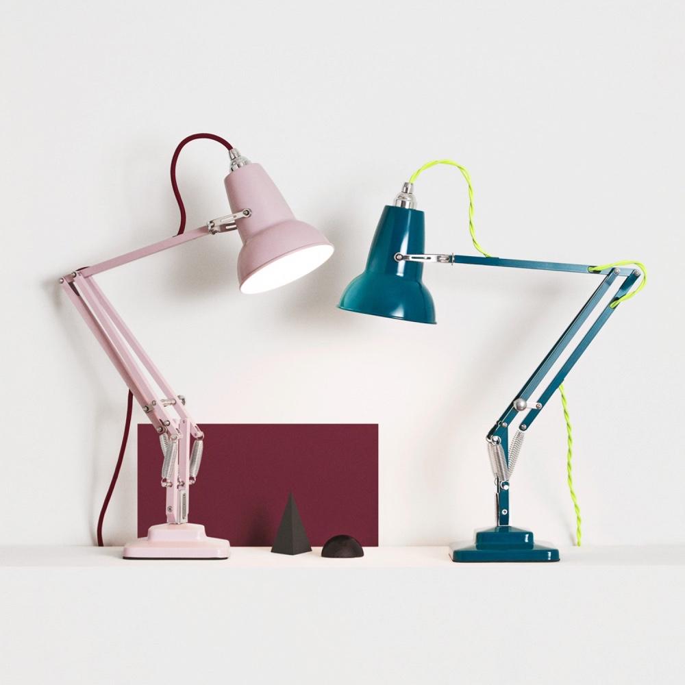 Дизайн известной настольной лампы от популярной компании