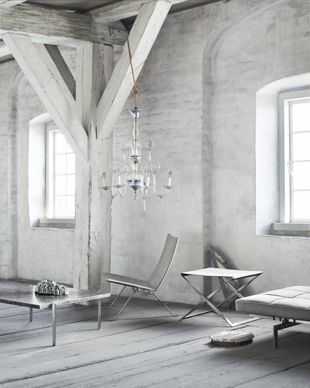 Известный датский дизайнер Poul Kjaerholm - минимализм