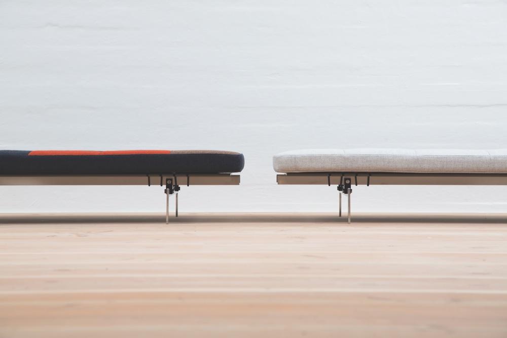 Известный датский дизайнер Poul Kjaerholm - несколько линий
