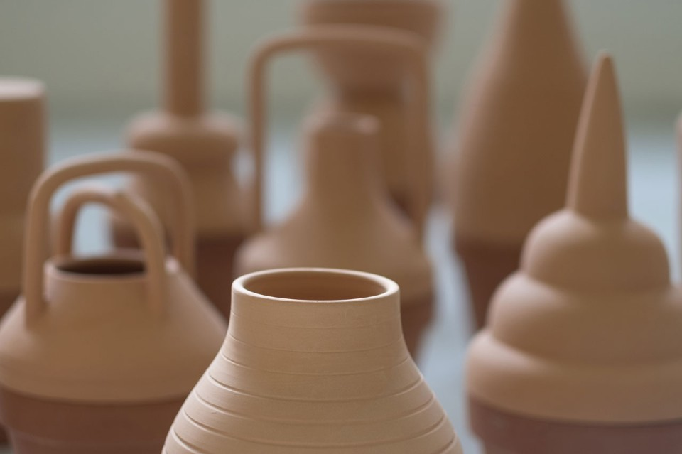 Известный итальянский дизайнер Витторио Венеция: ваза