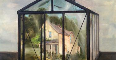 Картины маслом Джошуа Флинта, похожие на переплетение снов и воспоминаний