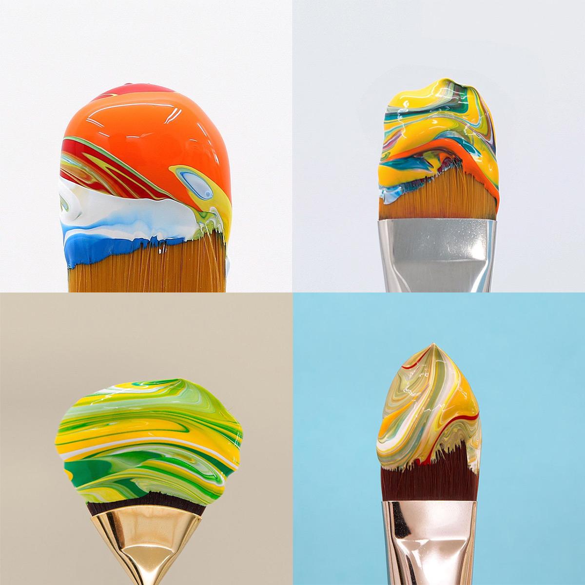Несъедобное мороженое в фотографиях Хосе Лоренсо