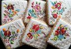 Юдит Цинкне Пор: невероятно красивое декорирование кондитерских изделий