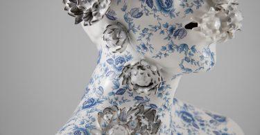 Джесс Рива Купер: экспериментальные керамические скульптуры