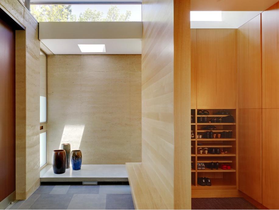 Оформление интерьера прихожей в японском стиле
