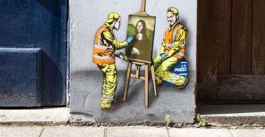 Jaune: приключения миниатюрных мусорщиков на уличных фресках