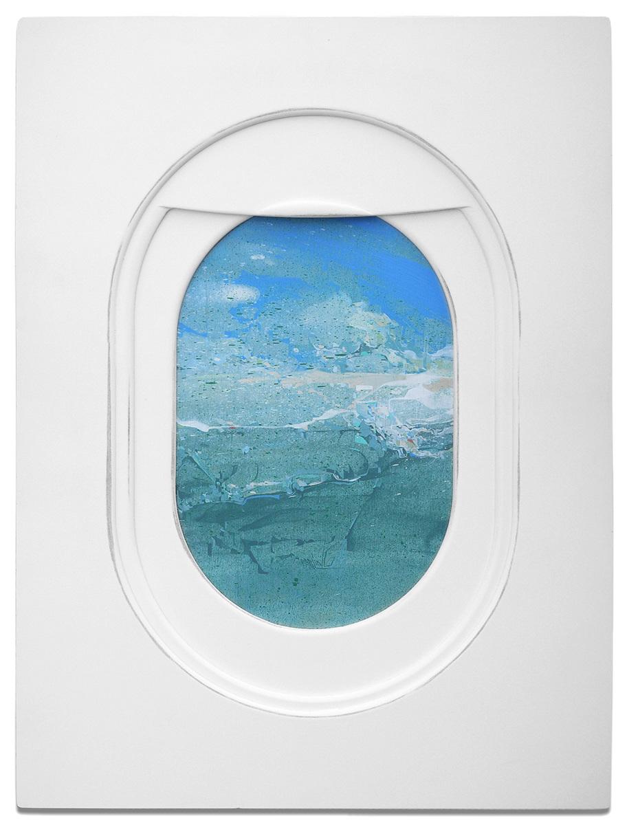 Как нарисовать иллюминатор самолета
