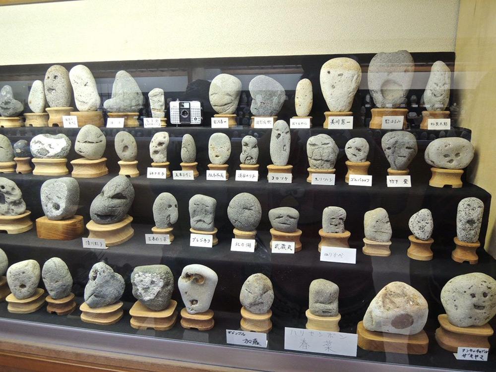 Chinsekikan: единственный в своём роде музей камней в Японии