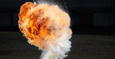 Explosion2.0: облачные взрывы в фотографиях от Кена Херманна