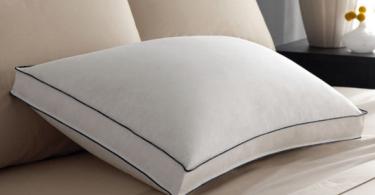 Как выбирать лучшие подушки для сна