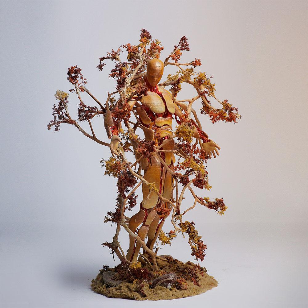 Гаррет Кейн: поэтические скульптуры в продолжающейся коллекции «Времена года»